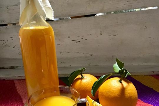 【ジュース製作記念セール】青島みかんジュース1本&清美オレンジ1キロセット