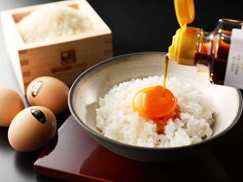 【熨斗対応可能】ギフトにもご自宅にも!産みたて卵をお届け!稀少な烏骨鶏卵 20個と専用醤油の卵かけご飯セット