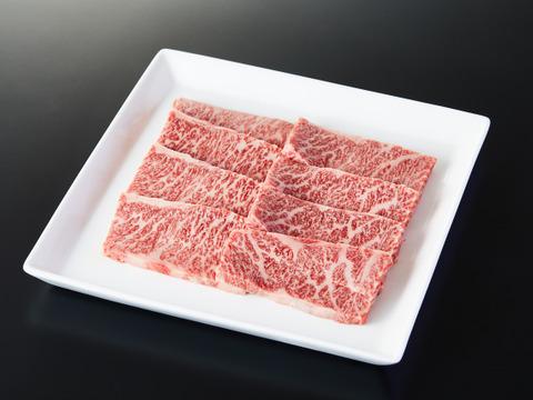 長期肥育!田中牧場産米沢牛ロース 焼肉用2〜3人前(500g)