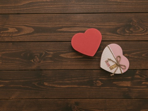 【バレンタイン】自然栽培米粉のパンケーキミックスプレーン&ラズベリーの2袋セット【期間限定】