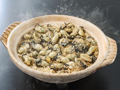 かなわ牡蠣たっぷり牡蠣ご飯の素