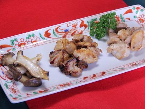 発酵食品と地鶏のコラボ 天草大王塩麹漬けと味噌麹漬け