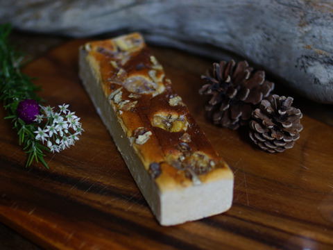 【ギフトにオススメ】ワインに合う麹チーズケーキ(いちじく&くるみ)