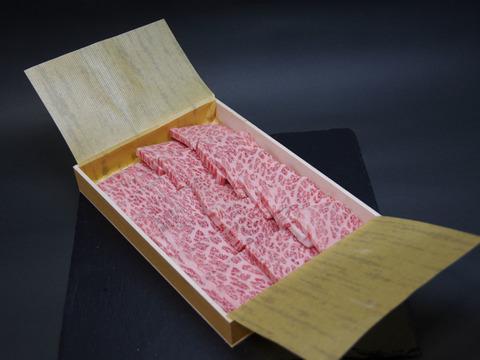 オレイン酸値56.1%の牛肉! 与助の牛 特上カルビ 焼き肉用 500g