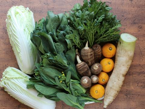 【数量限定❗❗】ばぁばのモノスゴイ野菜(7品目~9品目)😋🎵ワカスギールセット❗❗✨✨✨
