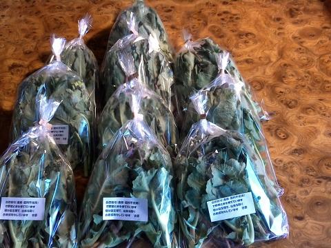 自然栽培固定種 ノラボウナ(菜花)1kg