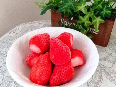 ♥はじめての食感♥【急速冷凍いちご】群馬やよいひめ1kg