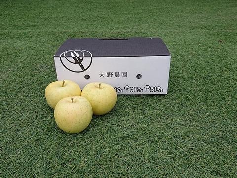 りんご とき 王林とふじの交配で誕生した黄色いりんご!7~6個程度(2kg程度)