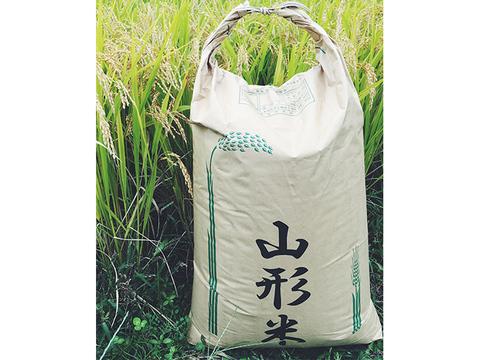 【令和元年新米】【白米】つや姫 5kg 山形県飯豊町産 特別栽培米