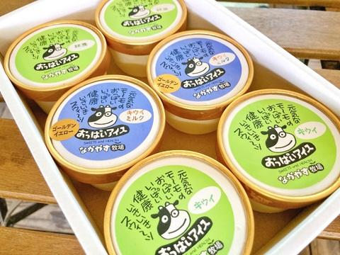 ちょっとしたご褒美に!!・ゴールドキウイ・グリーンキウイ・抹茶の3種類のおいしいアイスシャーベット♪