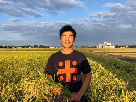 食味評価92点! 有機肥料100%使用 庄内米つや姫精米5キロ