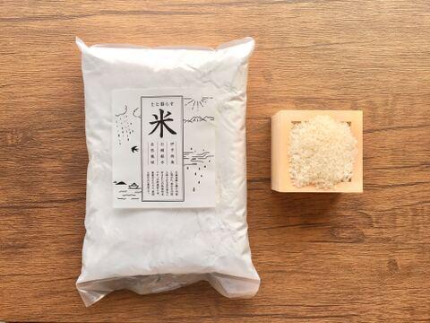 【おまとめ購入に】自然栽培米こめ粉(1kg)×6袋 ~やさしい甘さの絶品米粉、自然栽培米を贅沢に使用~
