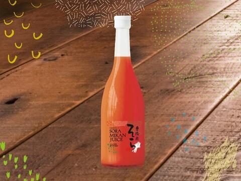 そらプレミアムブラッドオレンジジュース 720ml