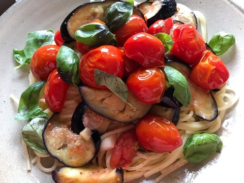 【朝採れ】甘みと抜群の食べ応え♪ミニトマトプレミアムルビー(1kg)