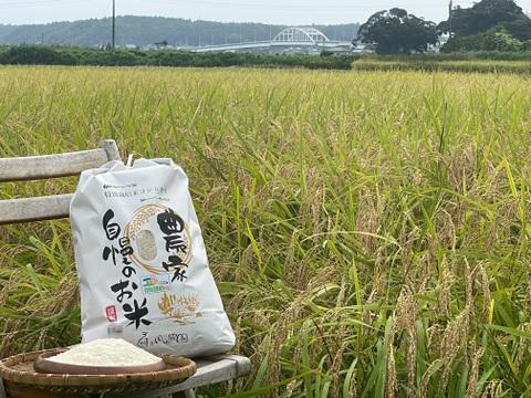 甘くてモチモチ!コシヒカリ特別栽培米新米(5kg) ー注文後精米してお届けー