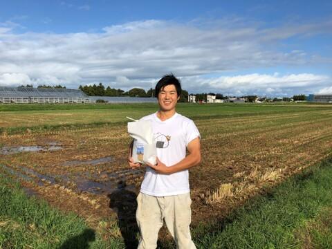 一粒一粒に感謝をこめて・・・合鴨農法 ひとめぼれ 玄米5キロ