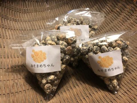 やみつき豆菓子(大豆菓子みそまめちゃん)
