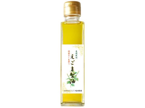 えごま油『えごま聖油』 140g