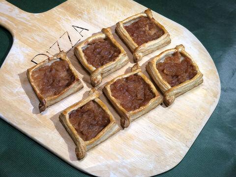 【夜市限定商品】【Sweetsも安全なほうが良い!!】麦の栽培から一貫生産 自然栽培小麦のみ使用したアップルパイ