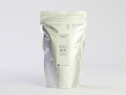 有機茶 川根茶 水出し緑茶 (内容量: 200g)