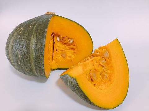 かぼちゃ(1.5㎏前後)×6(【農薬・化学肥料不使用】