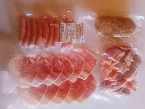 【初回限定BOX】富士山からの贈り物☆豚肉セット☆