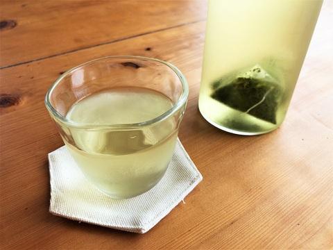 【冷茶も作れる♪】たっぷり30個入×1袋♪茶農家が真剣に作った美味しい緑茶ティーバッグ(一番摘みTB)