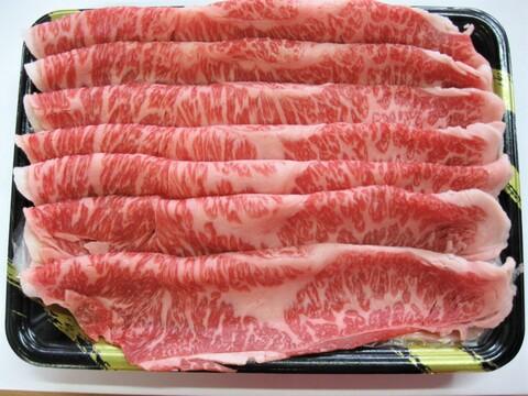 『夏ギフト』福島牛サーロインすき焼き用