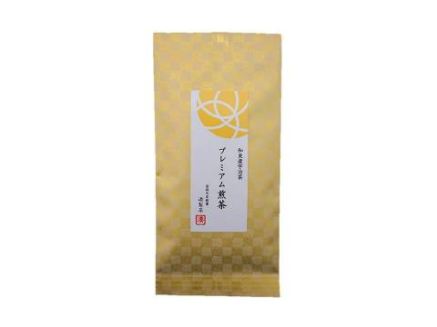 プレミアム煎茶 「湊製茶こだわりの逸品」