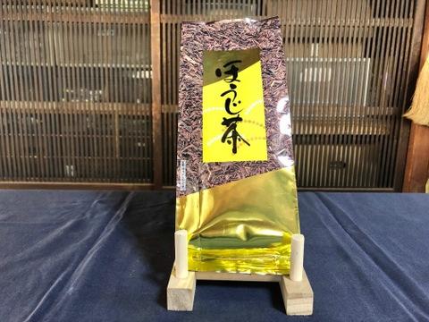 お湯はもちろん、水出しも美味!【ほうじ茶】ほうじ茶100g 農カード付!
