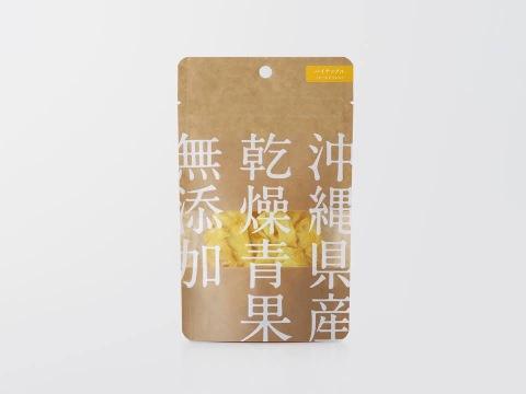 無添加 沖縄県産乾燥青果 パイナップル