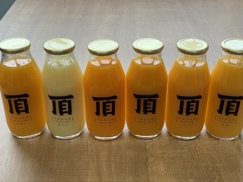頂6品種小瓶プレミアムジュースセット