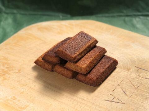 【超貴重な有機JAS認証Sweets】Sweets⑭:フィナンシェ:食べる人の健康を考えた有機JAS対応フィナンシェ×6