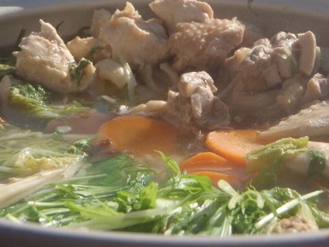 【信州発】高原でのびのび育った地鶏 精肉スライスセット(もも300g・むね200g)