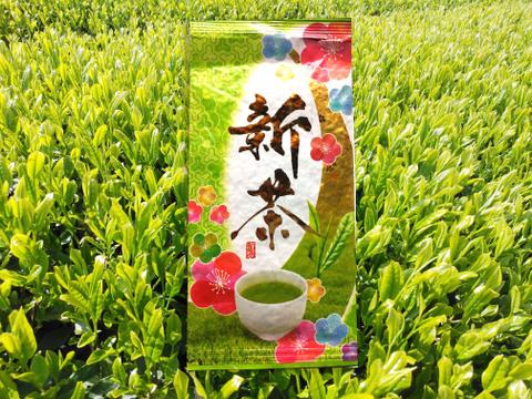 【2021年走り新茶】【3袋セット】走り新茶 かおり 80g 深蒸し茶