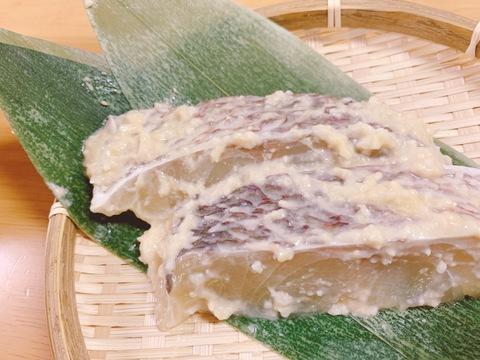 【絶品商品】天草産「真鯛の西京漬け」【5パック】(養殖真鯛)《firesh™》