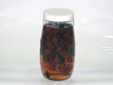 [無添加]美味しい梅シロップ原液(1.6㍑,1本)➕ニンニク200g