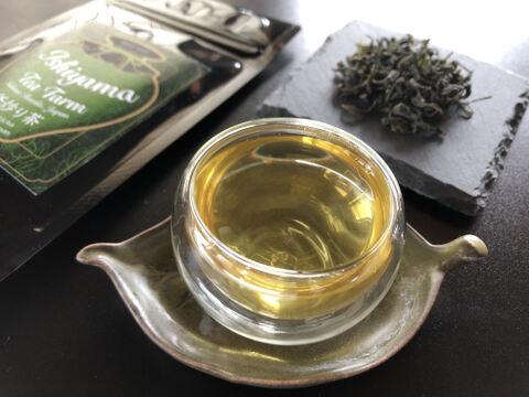 【希少】柔らかな風味のPREMIUM釜炒り茶(20g)