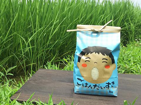 【新米】これが自然エネルギーの結晶≫医農米「かぐれ」【玄米】10kg