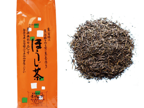 【無農薬栽培】ほうじ茶(200g)×2個パック